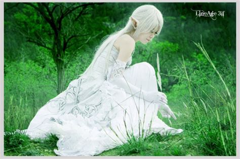 hochzeitskleid elfe cosplaying info lineage cosplay beautiful elf cosplay