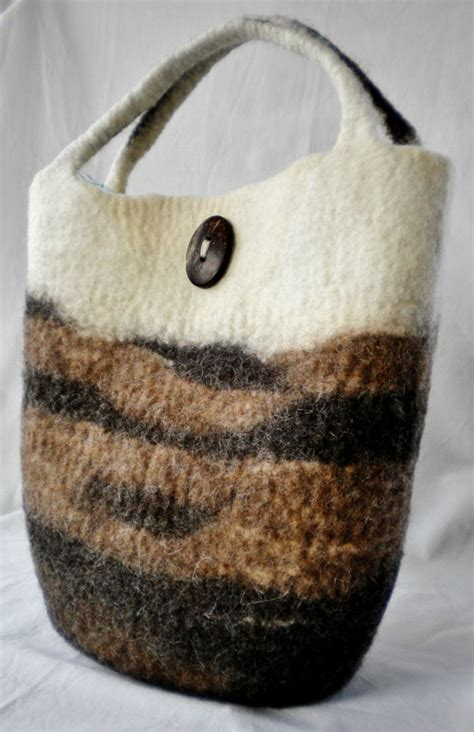 Handmade Felted Purses - 482 best handmade felt bags images on felted