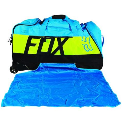 motocross gear bags closeout fox racing shuttle roller gear bag revzilla