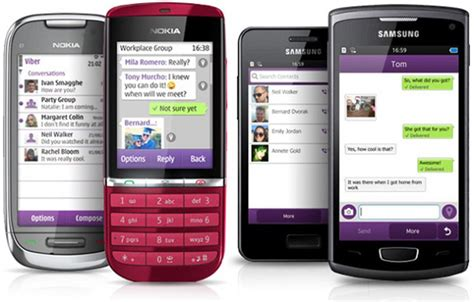 free viber for mobile viber compatible phones samsung