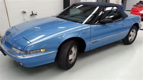 1990 buick reatta convertible 1990 buick reatta convertible u48 kissimmee 2014