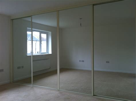 Wardrobe Doors Mirror by Sliding Wardrobe Mirror Doors