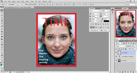 layout photoshop free time magazine cover template psd webdesignlike