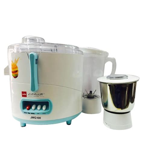 Juicer Vaganza 5 In 1 cello jmg100 juicer mixer grinder white price in india buy cello jmg100 juicer mixer grinder