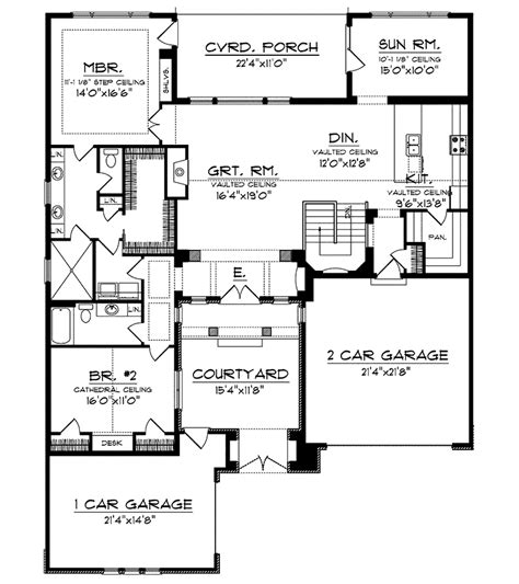 italian floor plans monteleone italian ranch home plan 051d 0669 house plans and more