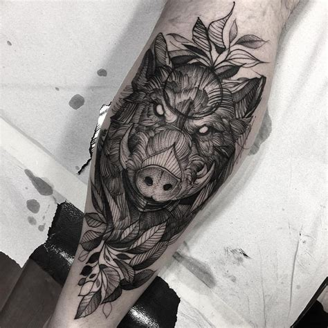 68 perfectly imperfect sketch style tattoos tattoomagz
