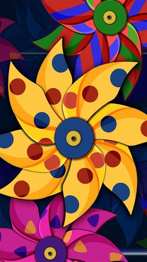 cute wallpaper for iphone 6 hd cute colorful pinwheels iphone 6s wallpapers hd