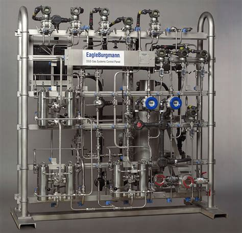 Panel Gas An Effective Gas Seal Panel Pumps Systems