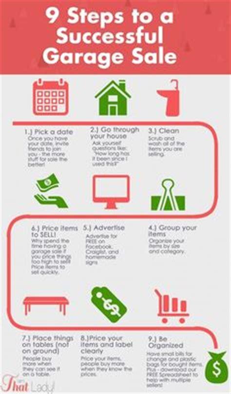 best way to organize a garage sale 1000 ideas about garage sale tips on yard