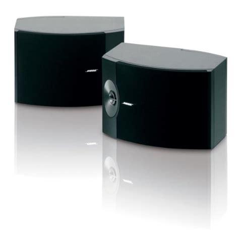 bose   stereo loudspeakers pair black buy
