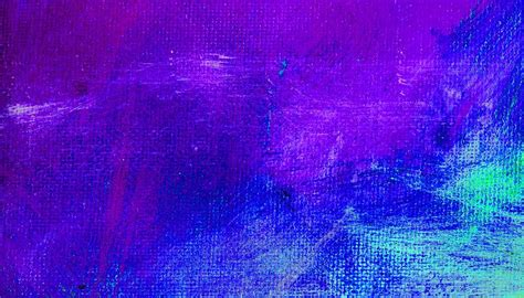 smooth blue purple hue painting by l j smith