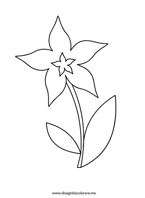 disegni da stare e colorare fiori disegni di fiori da stare disegni da colorare tema fiori
