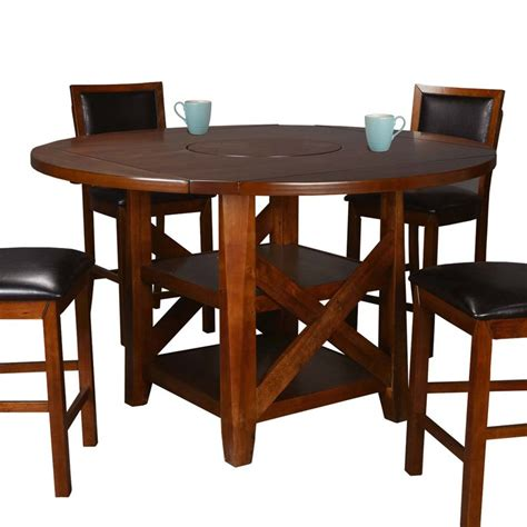 kitchen table with lazy susan kitchen table lazy susan items similar to oak lazy susan