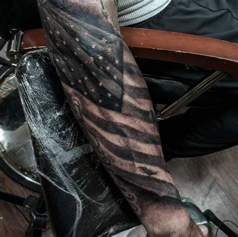 cool american flag tattoos 99 amazing designs all must see tattoos on