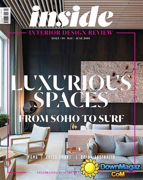 interior design review  june