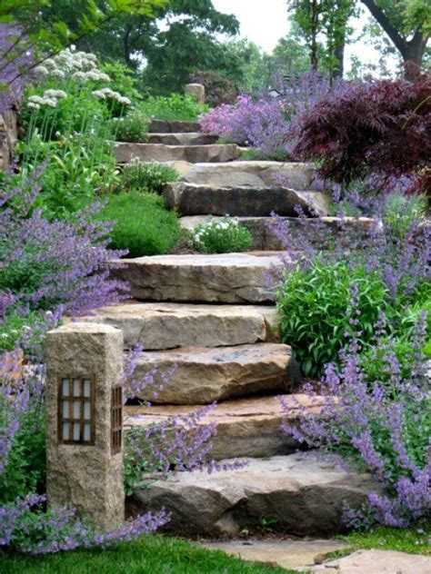 Rock Garden Steps 1000 Images About Steps On Gardens