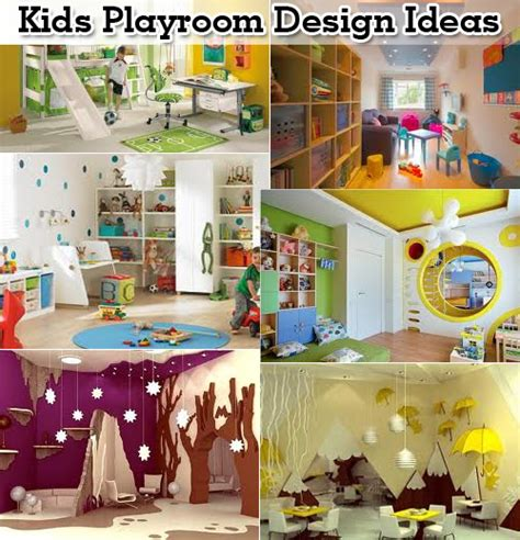 ideas for kids playroom playrooms for toddlers