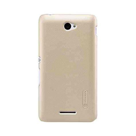 Nillkin Frosted Shield Sony Xperia E4 Handphone Tablet sony xperia e4 nillkin frosted shield cover سایمان دیجیتال