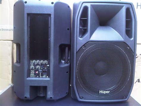 Speaker Aktif Watt Besar imagination store speaker 15 aktif huper ak15a 500 watt