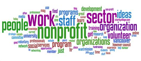 non profit service transition and transformation in the nonprofit sector understanding the need for for