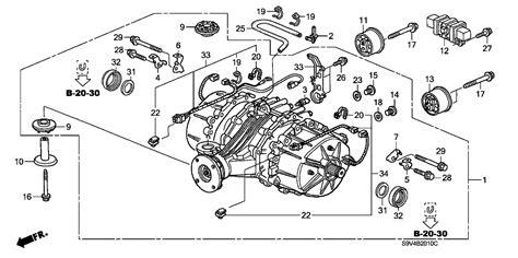 manual repair free 2010 honda pilot transmission control 2003 honda pilot 5 door ex ka 5at rear differential