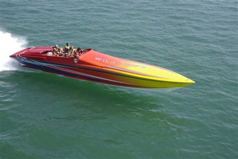 Hustler Powerboats Home Speed Boat | research 2013 hustler powerboats 50 monster on iboats com