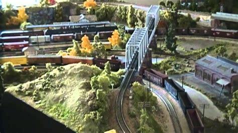 mdl layout n scale model train layout n gauge modelismo ferroviario