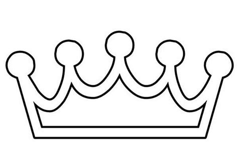 crown coloring pages coloring home hand made princess crown coloring page netart
