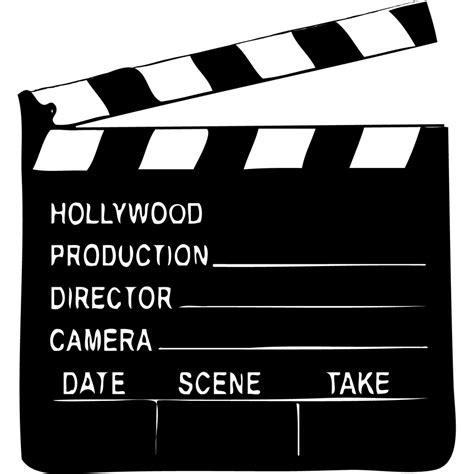Closed Set February 2011 Clapboard Template