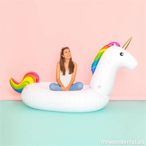 imagenes de unicornios de juguete flotador hinchable unicornio mr wonderful