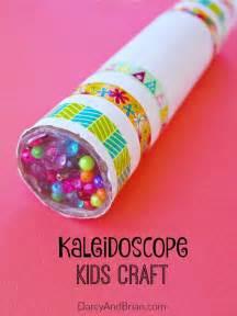 crafts to make diy kaleidoscope craft tutorial pictures