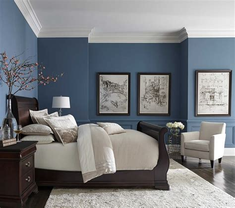 wall color schemes 25 best dark furniture bedroom ideas on pinterest