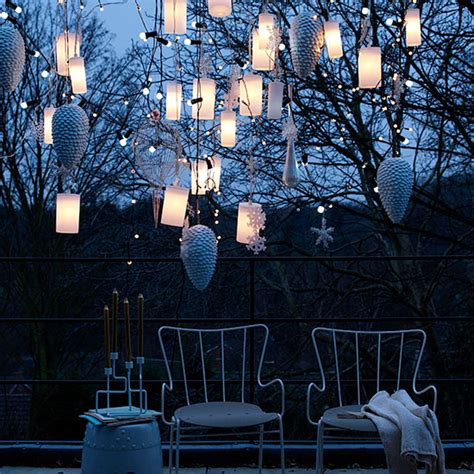 Outdoor Christmas Lighting Ideas Ideal Home Hanging Patio Lights Ideas