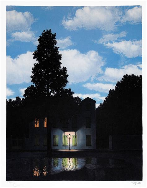 libro magritte world of art rene magritte the dominion of lights l empire des lumi 232 res
