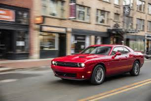 2017 dodge challenger gt awd drive motor trend