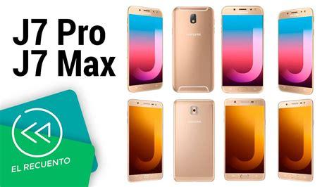 Samsung J7 Pro Signal Max samsung galaxy j7 pro y j7 max el recuento