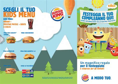 Dove Fare La Festa Di Compleanno by Come Organizzare Una Festa Di Compleanno Da Burger King