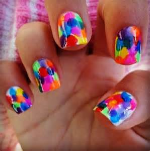 colorful nail 25 cool colorful nail ideas style motivation