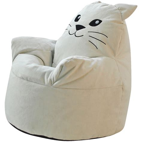 beanbag armchair kids animal design armchair beanbag indoor bedroom pillow