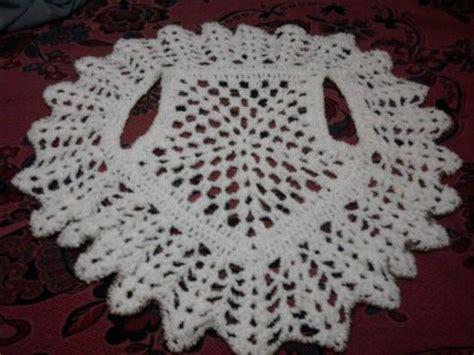 patrones de frutas tejidas a mano patrones de crochet para chalecos circulares chalecos