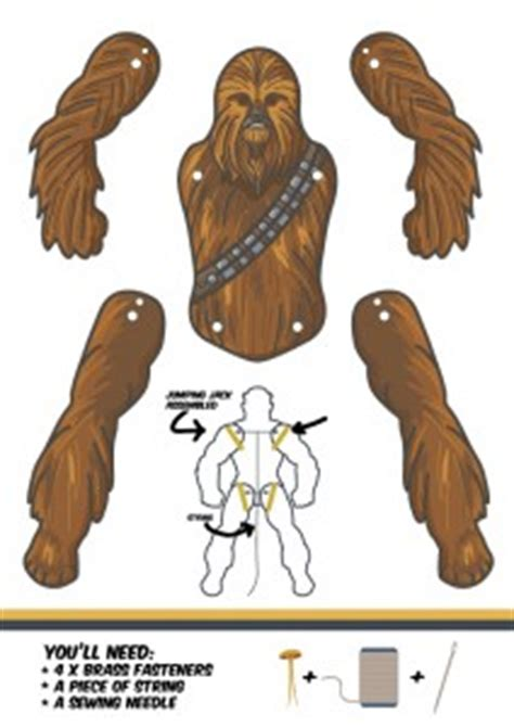 printable chewbacca mask star wars free printables crafts recipes southern savers