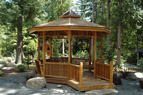 backyard with gazebo fresh backyard gazebo design ideas 12371