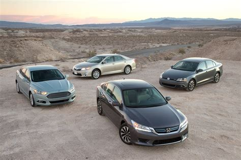 Toyota Camry Vs Ford Fusion Toyota Camry Vs Honda Accord Vs Ford Fusion Vs Volkswagen