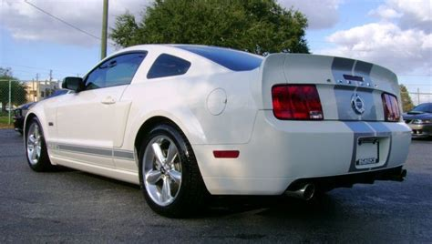 2007 mustang gt performance specs 2007 ford shelby gt mustang data specifications