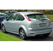 2005 2007 Ford Focus LS Zetec 5 Door Hatchback 2011 04 02jpg