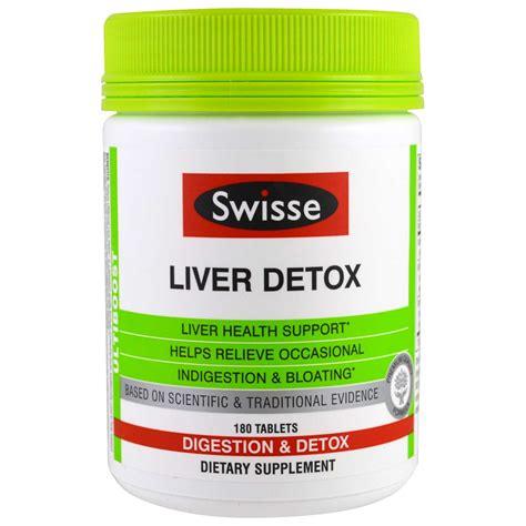 Detox Your Chrome Explorer by Swisse Ultiboost Liver Detox Digestion Detox 180