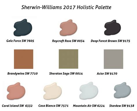 sherwin williams paint colors 2017 the sherwin williams 2017 color forecast