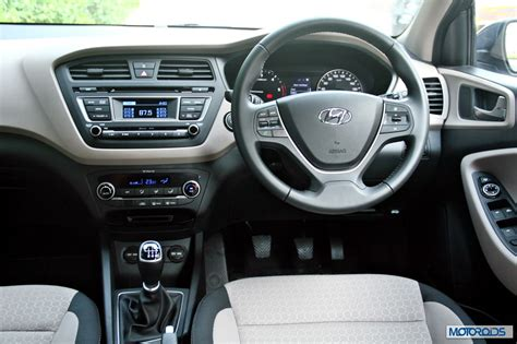 Elite Upholstery Hyundai Elite I20 Loses Out On Some Features Across All
