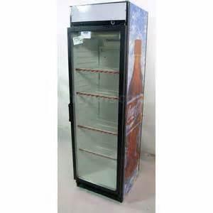 Commercial Glass Door Refrigerator Used Used 24 Quot Commercial Merchandiser Cooler Refrigerator Glass Door Sku 109265 Sold