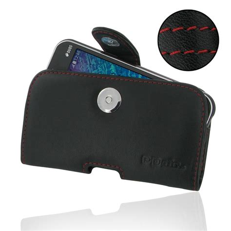 Wallet Leather Dompet Samsung Galaxy J1 Sm J100 samsung galaxy j1 leather holster stitch pdair pouch